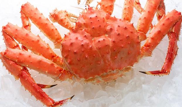 超特大アラスカ産タラバ蟹!激安じゃ買えない